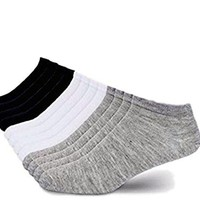 I&S Women's 12 Pack Low Cut No Show Athletic Socks - Women's Socks Size 9-11 (Set of 12