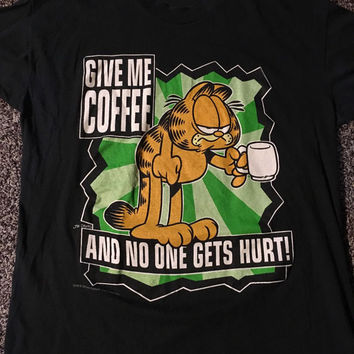 vintage 1978 Garfield T Shirt
