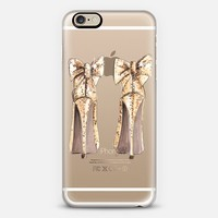 All That Glitters is Gold (Transparent) iPhone 6 case by H. Nichols Illustration | Casetify
