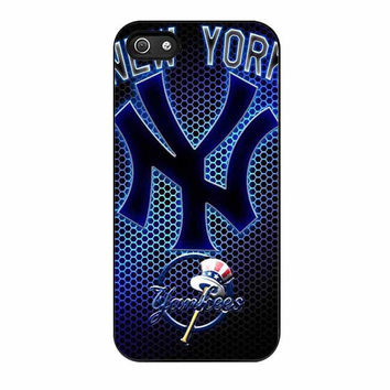new york yankees cases for iphone se 5 5s 5c 4 4s 6 6s plus