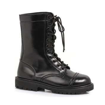 ELLIE SHOES -E-161-HONOR Women's Adult Combat Boots