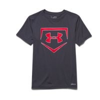 Under Armour Boys' UA 9 Strong Show Me Sweat T-Shirt