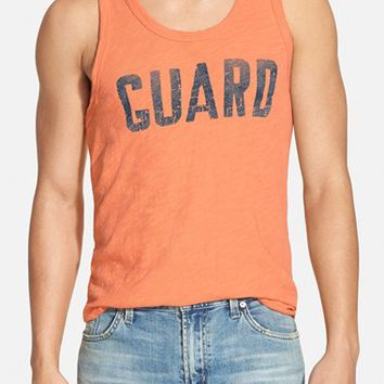 Men's Todd Snyder + Champion 'Guard' Graphic Tank,