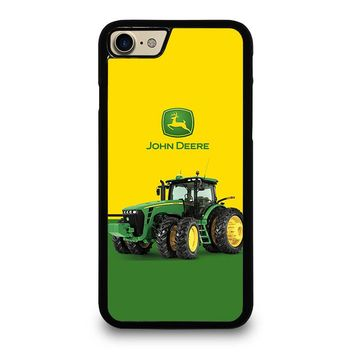 JOHN DEERE WITH TRACTOR iPhone 7 Case Cover