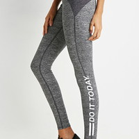 Do It Today Athletic Leggings