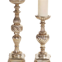 Park Avenue Collection Candle Holder (Set of 2)