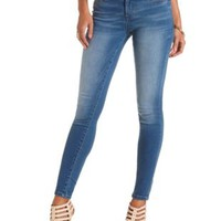 "Refuge ""Skin Tight Legging"" Medium Wash Jeans"