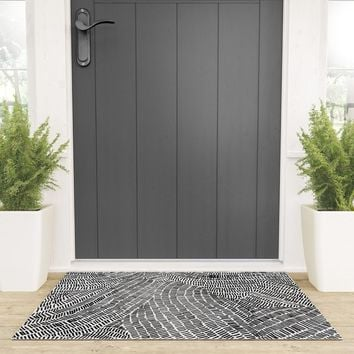 Aimless Welcome Mat by duckyb