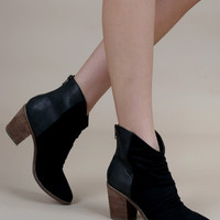 Oh My Juliette Booties - Romantic Rouge - Look Books