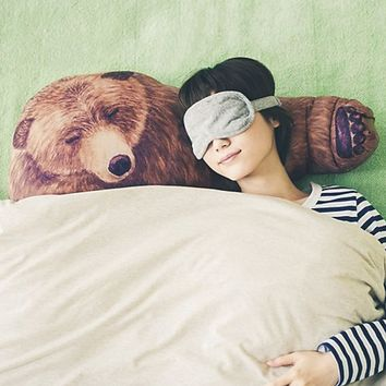 BEAR HUG PILLOWS