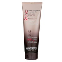 Giovanni 2chic Ultra-sleek Shampoo With Brazilian Keratin And Argan Oil - 8.5 Fl Oz