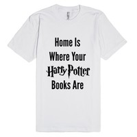 Home is where your Harry Potter books are