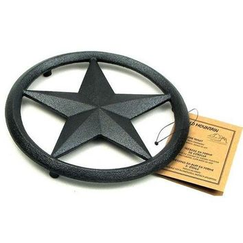 Cast Iron Star Trivet