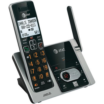 Att Cordless Answering System With Caller Id And Call Waiting (3-handset System)