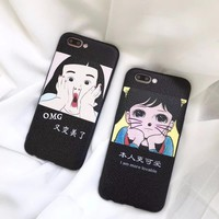 Harajuku Cartoon Phone Case