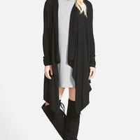 Women's Leith Waterfall Open Front Cardigan,