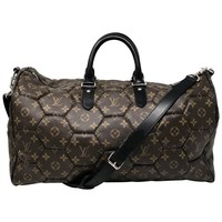 Louis Vuitton Monogram Hexagone Keepall Bag