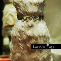 Couture White Feather Corset Dress - Custom Size/Color/Style Options Available - by LavederFaye - MadeToOrder
