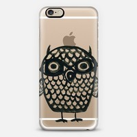 little owl iPhone 6 case by Marianna | Casetify