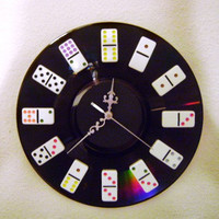 Gamne Room Clock, Home and Living, Decor and Housewares, Home Decor, Game Room Decor,  Gift For Him