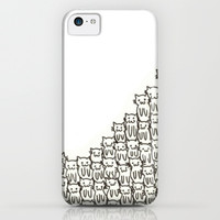 catss iPhone & iPod Case by Susan H