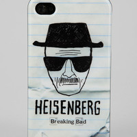 Breaking Bad Heisenberg iPhone 5/5s Case - Urban Outfitters