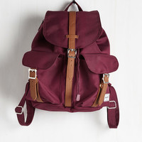Minimal Action Packed and Ready Backpack by Herschel Supply Co. from ModCloth
