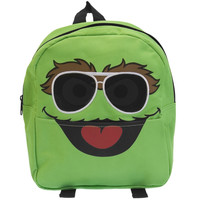 Sesame Street - Oscar Aviator Glasses Mini Backpack
