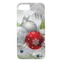 Christmas Holiday iPhone 8/7 Case