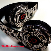 Beats by Dre Headphones Cheetah Print   Solo Beats