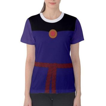 Women's Evil Queen Snow White and the Seven Dwarfs Inspired ATHLETIC Shirt