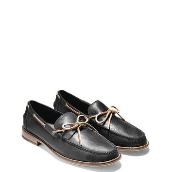 Willet Camp Moc in Black