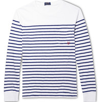 Polo Ralph Lauren - Striped Cotton-Jersey T-Shirt | MR PORTER