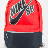 Nike Sb Piedmont Backpack Red One Size For Men 26459234901
