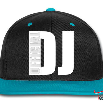 official DJ Snapback