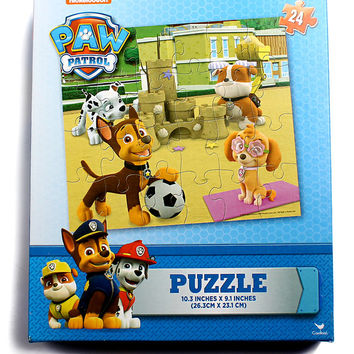 Paw Patrol Beach fun Puzzle Pack
