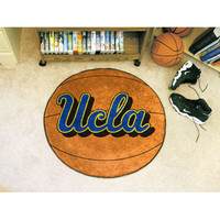 "Fan Mats Ucla Basketball Mat 26"" Diameter"