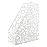 Nest Magazine Holder-White - See Jane Work