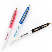 The Clarity Pen Set