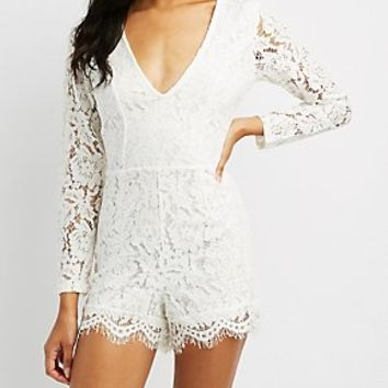 Cute Jumpsuits & Sexy Rompers | Charlotte Russe