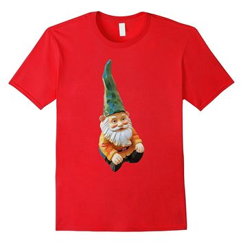 Garden Gnome Green Hat shirt