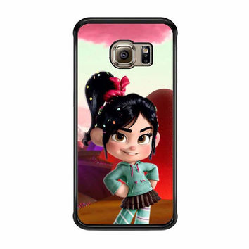 wreck it ralph venellope von samsung galaxy s7 s7 edge cases