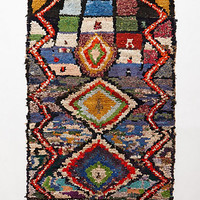 Parting Zag Rug