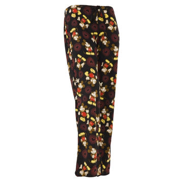 Mickey Mouse - Hearts Juniors Fleece Sleep Pants
