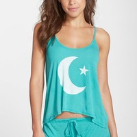 Women's Wildfox 'Sleepover' Camisole & Shorts Pajama Set
