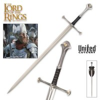BUDK Catalog: The Lord of the Rings Narsil Sword