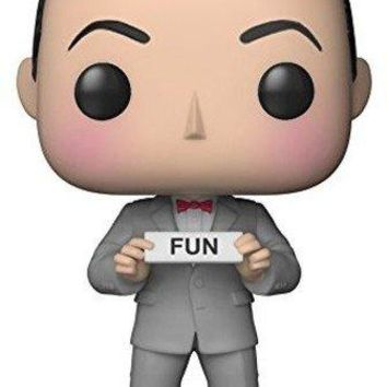 Funko Pop TV Playhouse-Pee-Wee Herman Collectible Figure, Multicolor