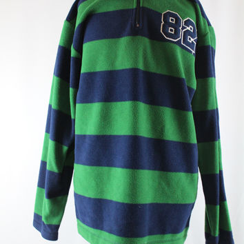 Boys The Children's Place Striped Sweatshirt, size XL, 14