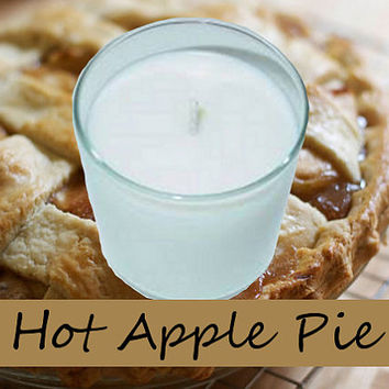 Hot Apple Pie Scented Candle in Tumbler 13 oz