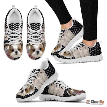 Shih Tzu Dog Running Shoes For Women-Free Shipping
